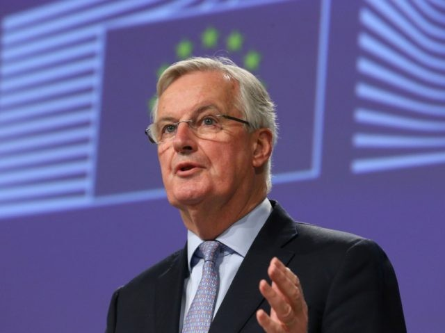 Brexit negotiator Michel Barnier tests positive for coronavirus