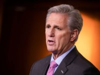 McCarthy: We Can't Allow China to Control Supply Chain 'in Any Industry'