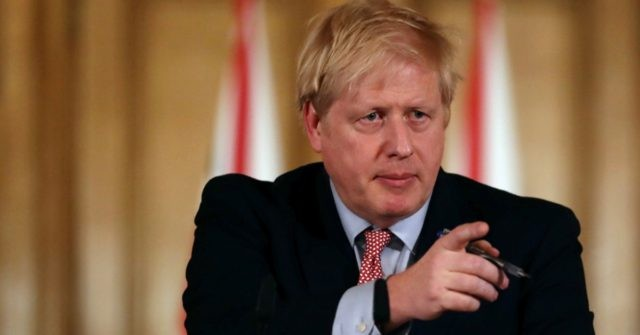 Boris Johnson Under 'Intensive Care' in London Hospital