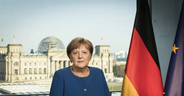Merkel Claims Coronavirus Biggest Challenge to Germany Since World War II