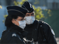 Over 10,000 French Police Officers Quarantined over Coronavirus Infection Fears