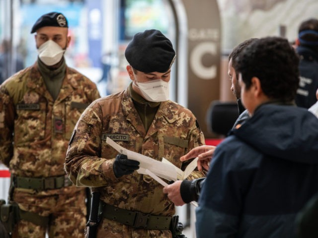Isis travel advisory warns terrorists off coronavirus-hit Europe