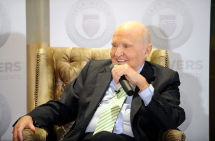 Jack Welch, Former General Electric Chairman and CEO, Dead at 84