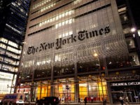 Left Slams New York Times over Front Page; 'Full-on Endorsement of Fascism'; UPDATE: Times Caves