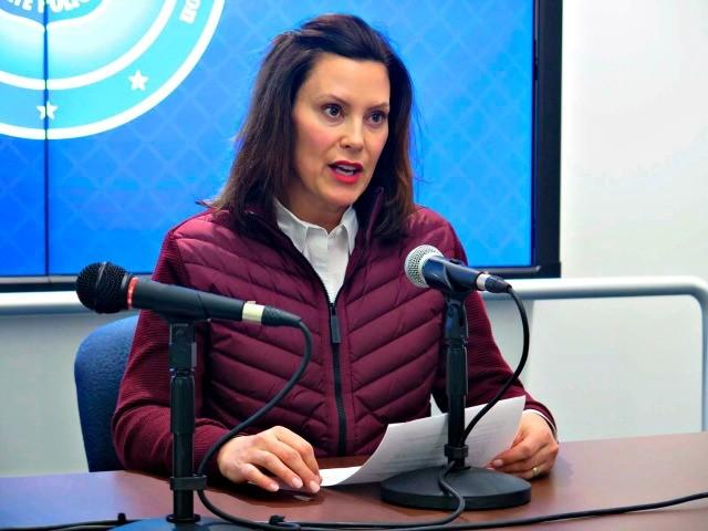 Gov. Gretchen Whitmer Asks Feds for Chloroquine After Reversing Ban