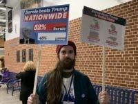 Bernie Sanders socialist (Joel Pollak / Breitbart News)