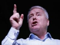 HACKNEY, ENGLAND - JANUARY 21: Labour MP Ian Lavery speaks during a Labour Leadership Campaign Event at Oslo Hackney on January 21, 2020 in London, England. Four candidates are vying to replace Labour leader Jeremy Corbyn, who offered to step down following his party's loss in the December 2019 general …