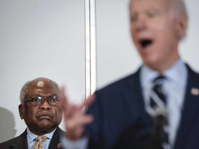 James Clyburn and Joe Biden (Drew Angerer / Getty)