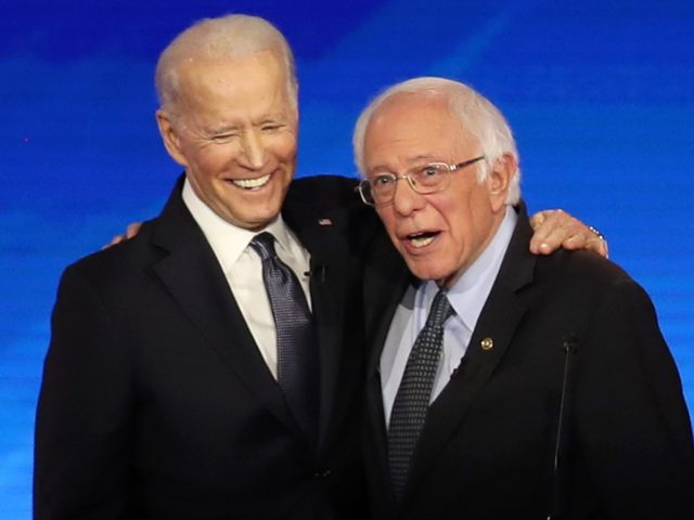 Report: Bernie Sanders Expressed Interest in Becoming Biden's Labor Secretary