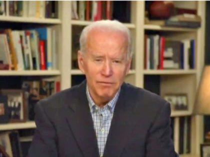 Joe Biden on Trump Approval