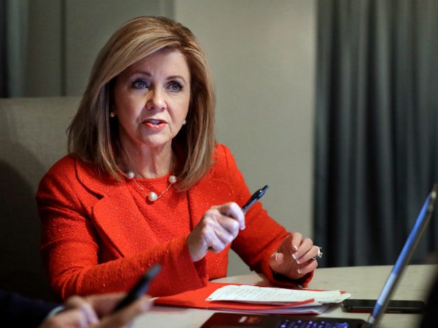 Exclusive — Marsha Blackburn Opposes Establishment Media Cartel Plan: Will 'Make It Even Easier' for Big Tech to 'Censor Conservative Voices'