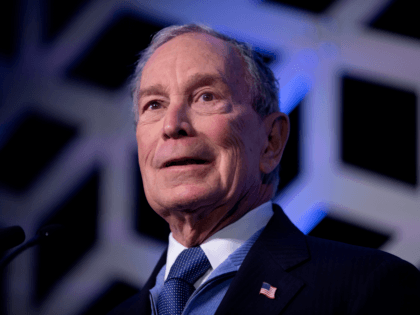 Mike Bloomberg (Getty)