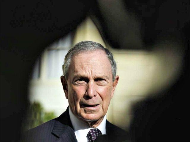 Mike Bloomberg, security detail, gun control