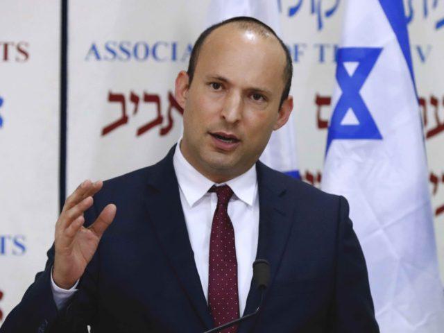 Naftali Bennett (Jack Guez / AFP / Getty)