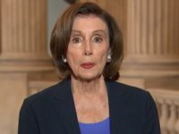 Nancy Pelosi Forgets to Speak into Phone During Virtual Presser