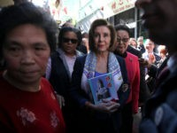 February: Nancy Pelosi Downplayed Coronavirus in Chinatown Visit