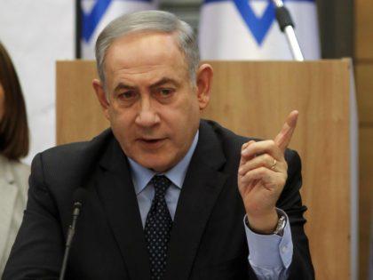 Netanyahu (Menahem Kahana / Getty)