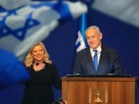 Netanyahu victory (Gil Cohen-Magen / AFP / Getty)