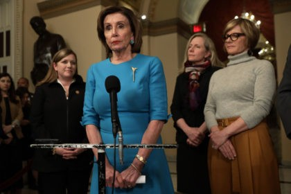 'Here We Go Again'—Donald Trump Trashes Nancy Pelosi Coronavirus 'Witch Hunt'