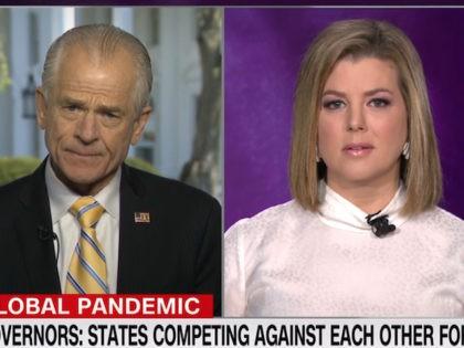 Peter Navarro battles CNN's Brianna Keilar 2
