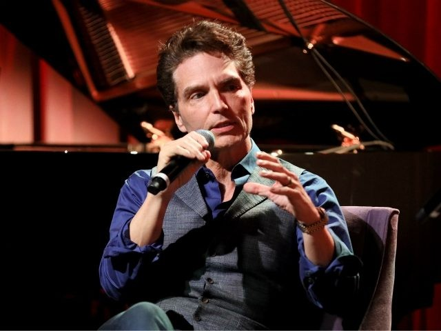 LOS ANGELES, CALIFORNIA - MARCH 03: Richard Marx speaks onstage at The Drop: Richard Marx at the GRAMMY Museum on March 03, 2020 in Los Angeles, California. (Photo by Rebecca Sapp/Getty Images for The Recording Academy )