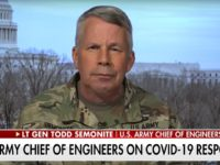 "U.S. Army Corps of Engineers Commanding General Todd Semonite on 3/30/2020 ""The Story"""