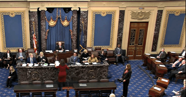 Watch Live: Senate Considers Coronavirus Response Package