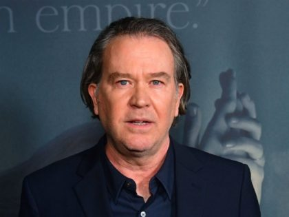 "Actor Timothy Hutton arrives for the premiere of the film ""All The Money In The World"" in Beverly Hills, California on December 18, 2017. / AFP PHOTO / FREDERIC J. BROWN (Photo credit should read FREDERIC J. BROWN/AFP via Getty Images)"