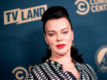 US actress Debi Mazar attends the first Comedy Central, Paramount Network and TV Land Press Day, on May 30, 2019 in Los Angeles, California. (Photo by VALERIE MACON / AFP) (Photo credit should read VALERIE MACON/AFP via Getty Images)