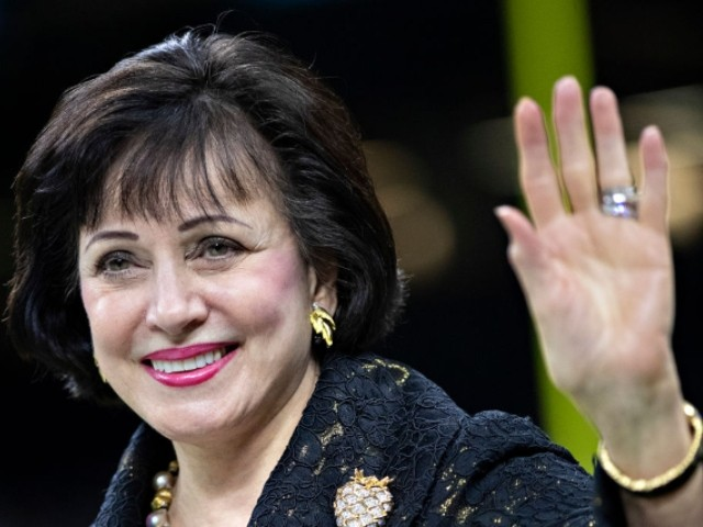 Image result for Pelicans Owner Gayle Benson Donates $1 Million to Help Service Workers Impacted by COVID-19 Crisis