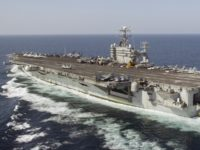 Chinese State Media Capitalizing on Carrier Chaos: U.S. 'Wrong' to Fire Captain Crozier