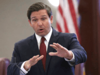 VIDEO: Florida Gov. DeSantis Proposes Bill to Defund Cities that Defund Police