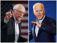 Joe Biden Takes Inadvertent Swipe at Bernie Sanders: 'I Beat the Socialist'