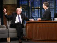 Bernie Sanders to Seth Myers: Coronavirus Shows 'How Dangerous' Trump Is