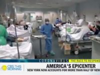 Nolte: CBS News Admits Using Chaotic Italian Hospital Footage for New York Report