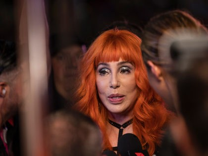 SYDNEY, NEW SOUTH WALES - MARCH 03: Cher attends the 2018 Sydney Gay & Lesbian Mardi Gras Parade on March 3, 2018 in Sydney, Australia. The Sydney Mardi Gras parade began in 1978 as a march and commemoration of the 1969 Stonewall Riots of New York. It is an annual …