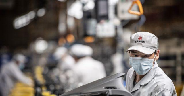 China's Manufacturing Jumps as Coronavirus Cripples Globe
