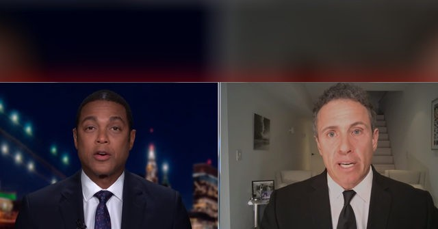 Watch: CNN's Lemon Opposes Taking Coronavirus Briefings Live, Cuomo Pushes Back