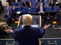 Donald Trump Task Force Spends Nearly 20 Minutes Answering Jim Acosta