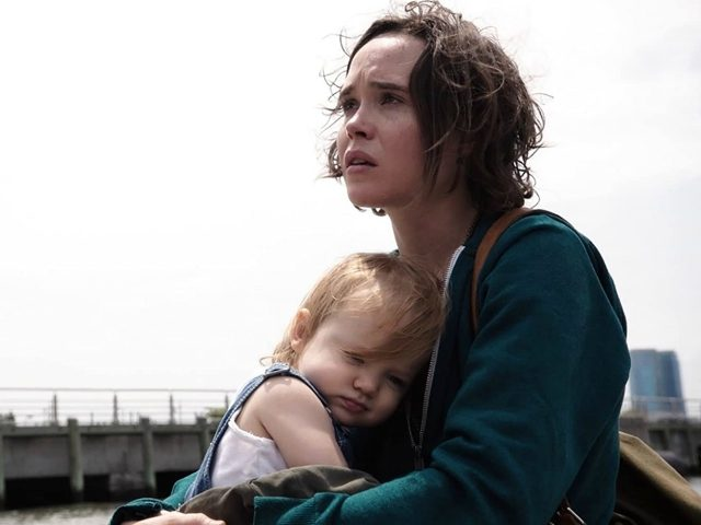 Ellen Page and Liliana Ellis in Tallulah (2016)