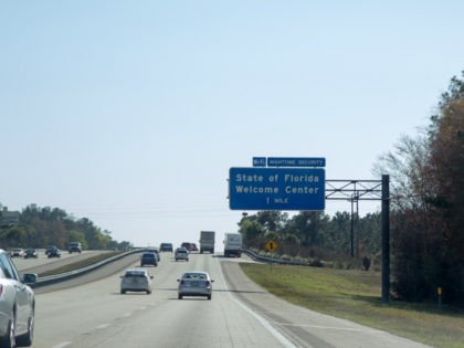 florida welcome center i95 march 2013