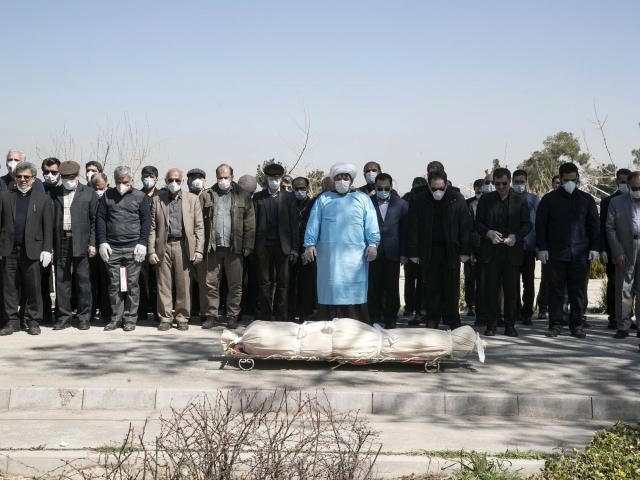 Mahmood Hosseini/Tasnim News Agency via AP