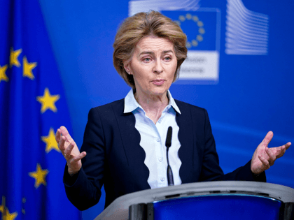 EU Commission Boss Issues Another Coronavirus Apology as Bloc Cracks