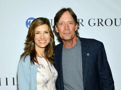 NEW YORK, NEW YORK - OCTOBER 07: Sam Sorbo (L) and Kevin Sorbo attend the 34th Annual Great Sports Legends Dinner To Benefit The Buoniconti Fund To Cure Paralysis at The Hilton Midtown on October 07, 2019 in New York City. (Photo by Mike Coppola/Getty Images for The Buoniconti Fund …