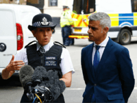Khan's London: Police Ask Public to Report Coronavirus 'Hate Crimes'