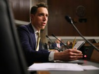 Josh Hawley Proposes to Bring U.S. Manufacturing, Supply Chain Back