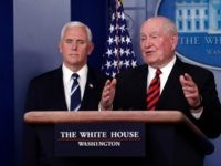 Exclusive – USDA Secretary Sonny Perdue: 'The Real Modern-Day Heroes' Are Farmers, Ranchers, Truckers, Supermarket Workers