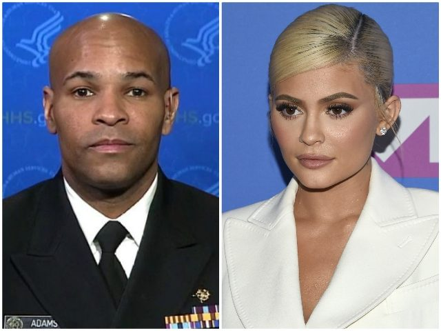 Surgeon General Jerome Adams asks for Kylie Jenner's help to fight coronavirus