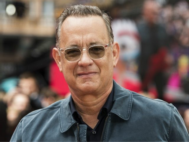 NPR TV Critic Hits Tom Hanks for Playing 'Righteous White Men': 'It's Time For Him To Be Anti-Racist'