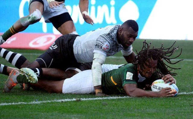 Fiji beaten in extra time in US Sevens final